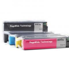 HP页宽机大容量代用墨盒-993X